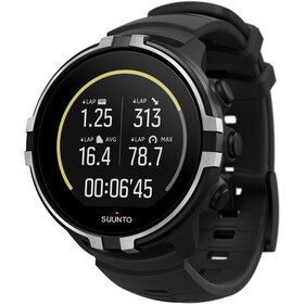 Suunto Spartan Sport Wrist HR GPS Multisport Horloge, baro stealth